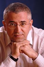 Gazmend Kapllani - forfatter til bogen En lille Grænsedagbog